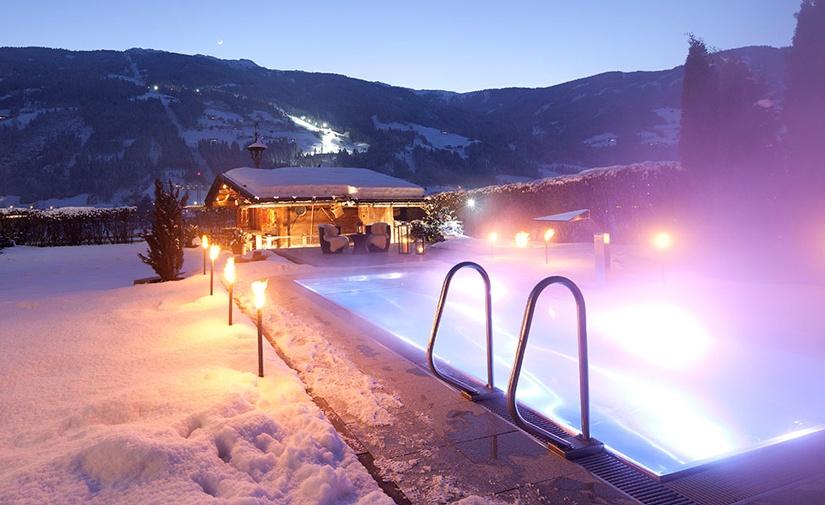 Quanto costa riscaldare una piscina per l'inverno (con le ...